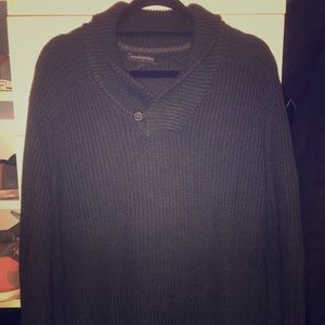 Banana republic green sweater